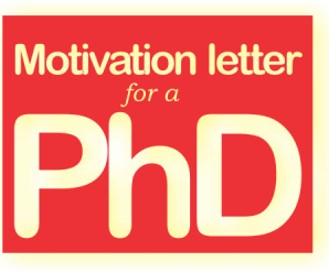 phd motivation letter