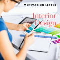 Motivation letter sample for a Master in Interior Design