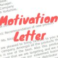 Letter of motivation sample for Lab Assistant Summer Internship