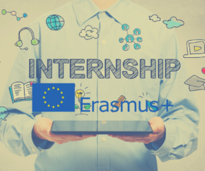 Motivation letter for Erasmus Internship