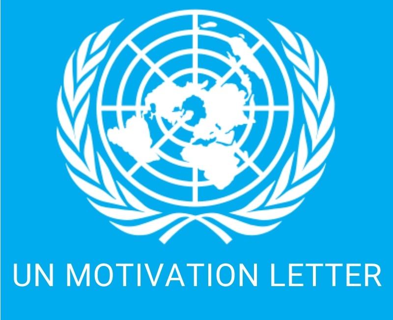 Motivation Letter For Job from motivationalletter.com